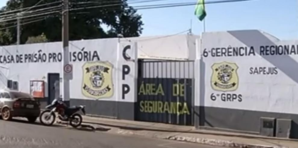 Presos graban su escape y lo suben a las redes en Brasil