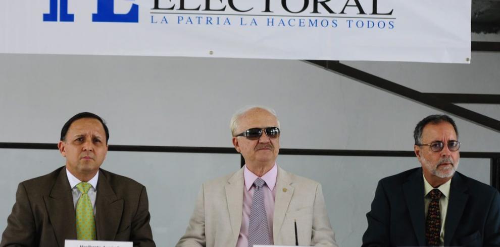 Indulto presidencial no afectará los procesos electorales