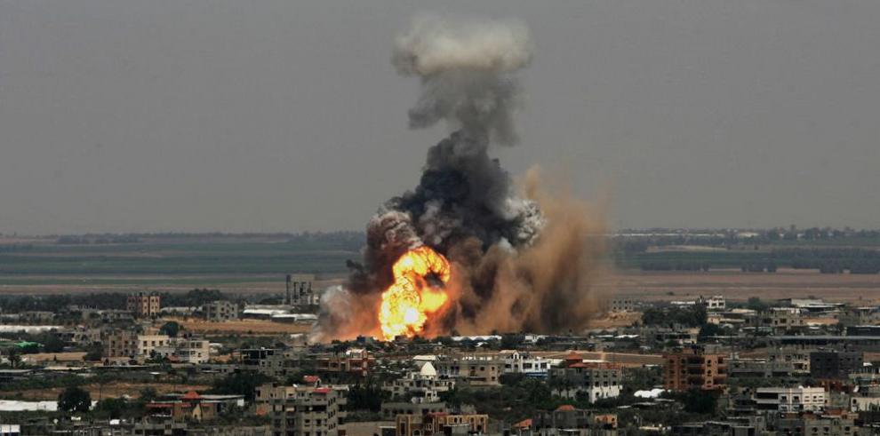 Israel lanza la operación 'Margen Protector'