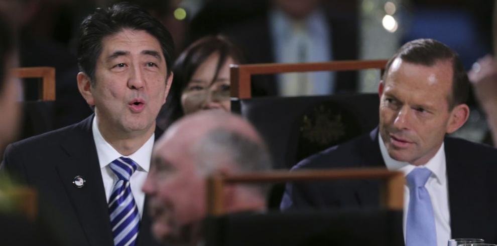 Australia y Japón firman tratado