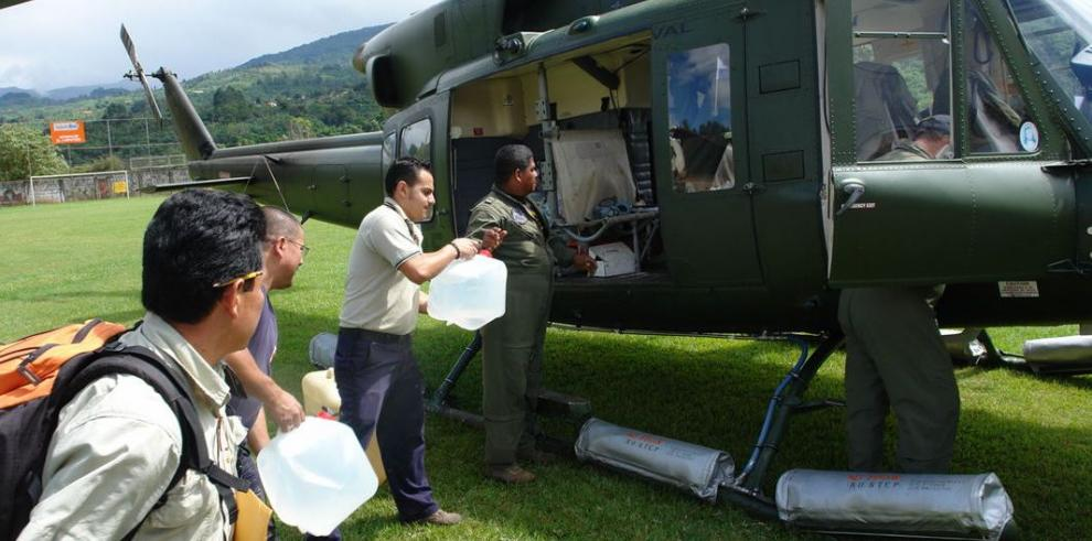 El curioso caso del helicóptero de las seis palas