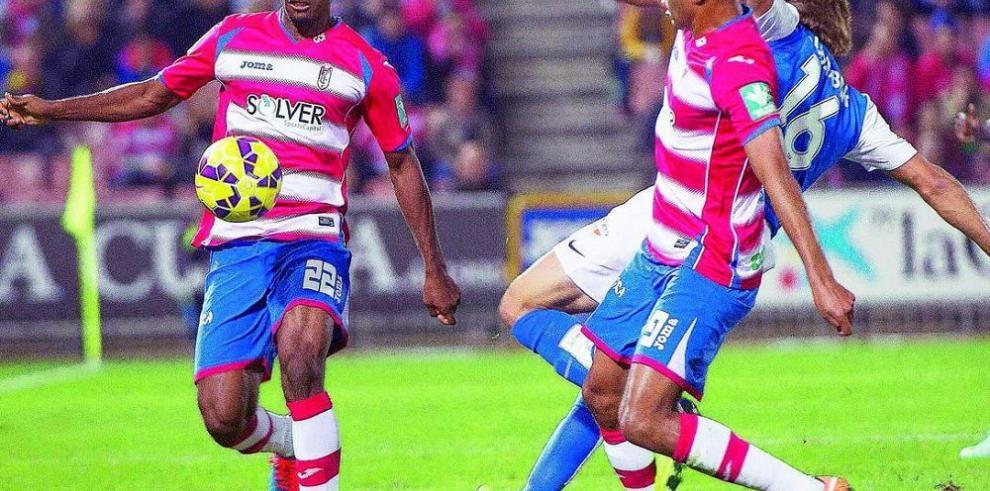 Granada continúa divorciado con el gol y empatan
