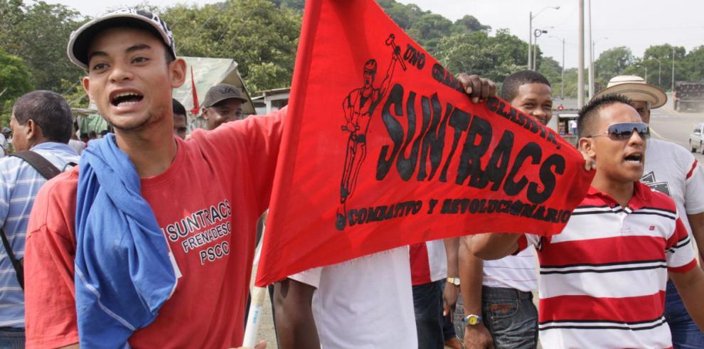 Suntracs está listo para la huelga