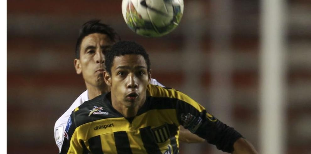 Alfaro será baja para The Strongest en la Libertadores