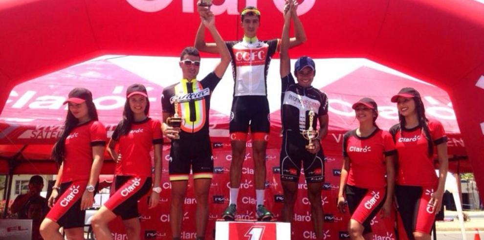 Bethancurt, Cerdas, Moreno e Hidalgo reinan en Antón