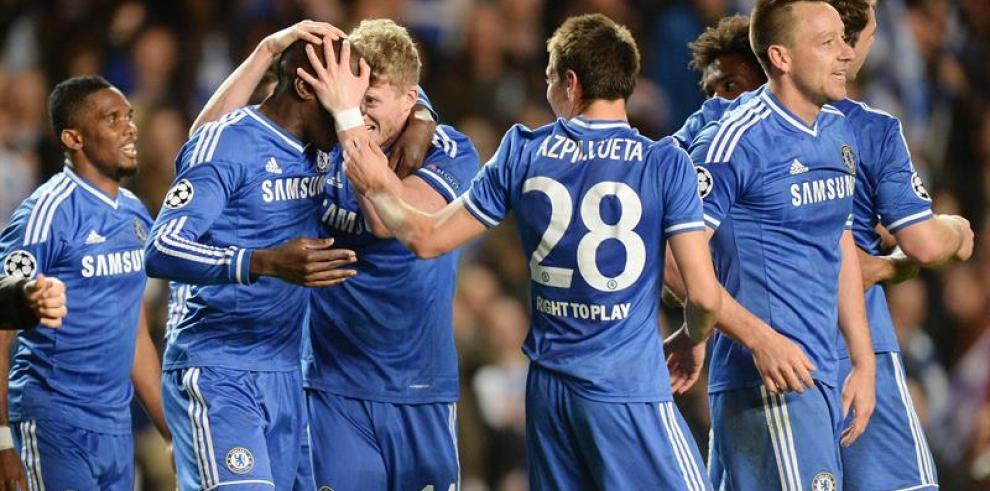 Chelsea clasificó a semifinales de Champions con gol al minuto final
