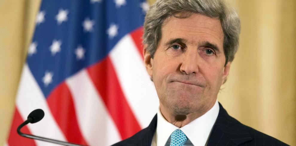 Kerry anuncia reunión con Lavrov la semana que viene en presencia de Ucrania