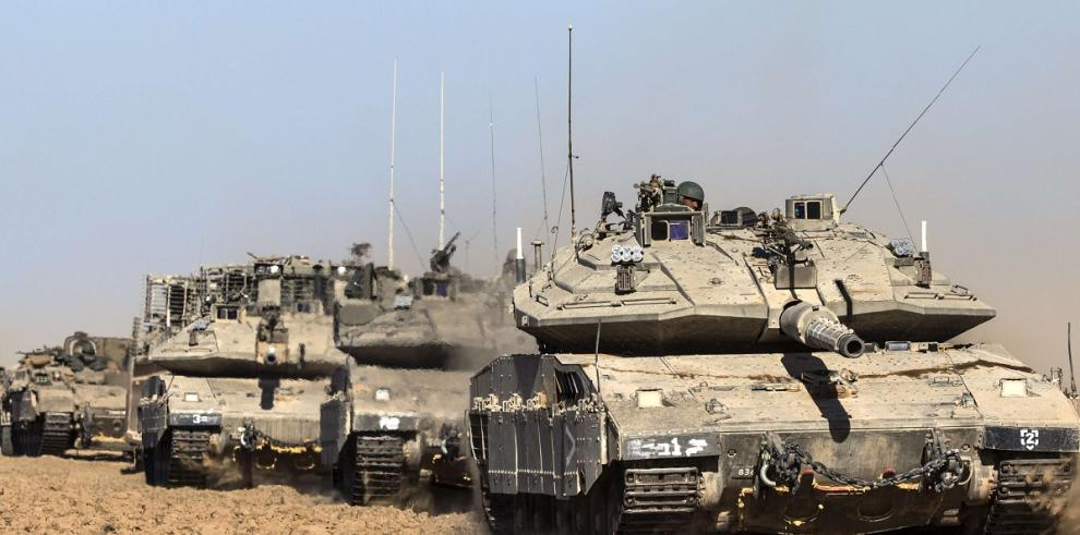 Ejército israelí inicia una operación terrestre contra Gaza