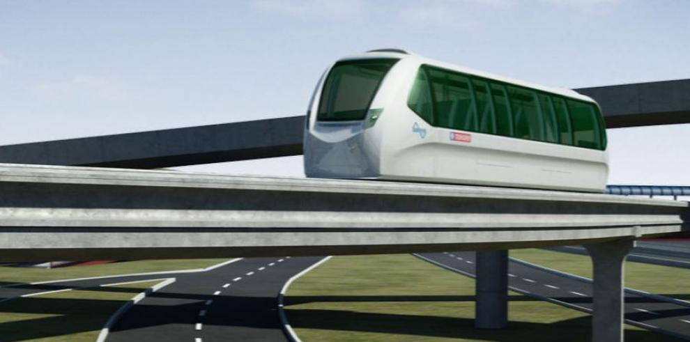 Presentan en São Paulo proyecto de tren movido con aire