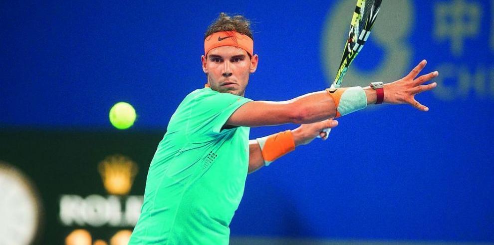 Klizan aparta a Nadal de las semifinales en torneo de Pekín