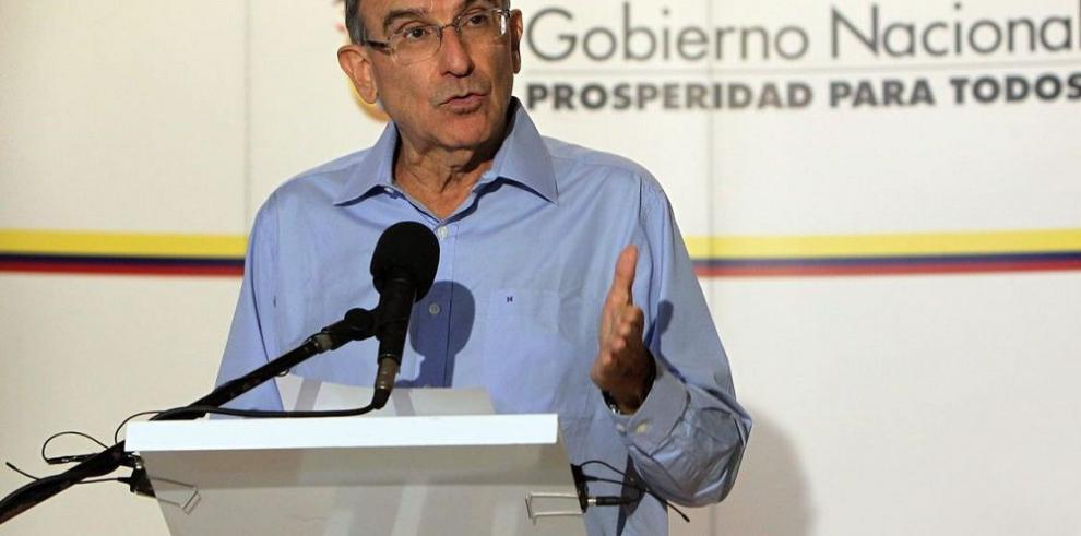 Diálogo de las FARC y el gobierno, en receso