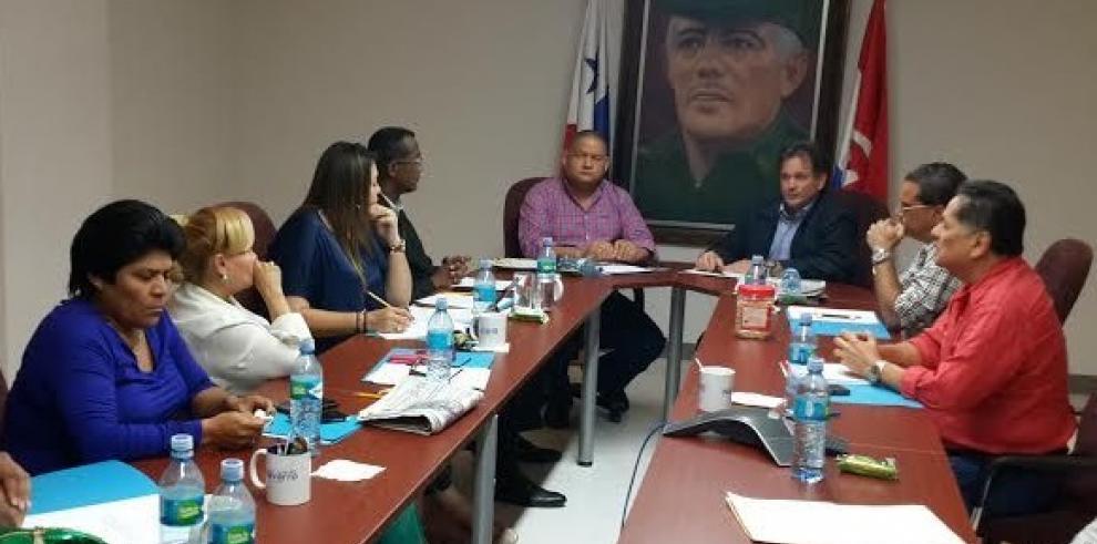 PRD y Panameñistas se reunirán este fin de semana