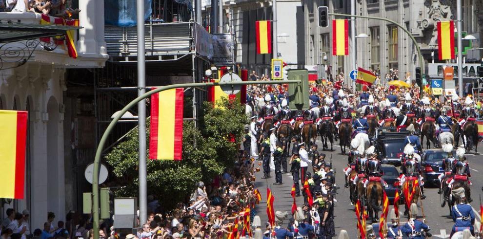 Los turistas en España gastan 9.1% más hasta mayo