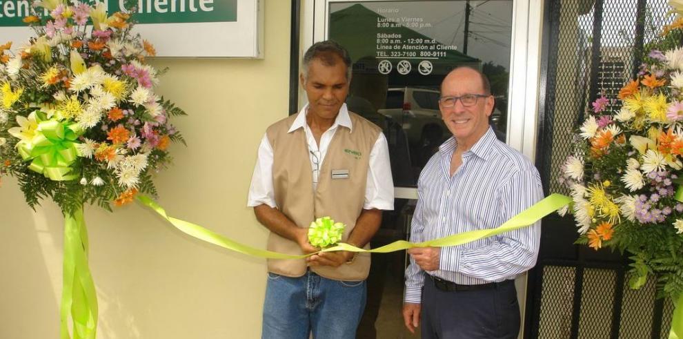 ENSA inaugura sucursal en el distrito de Chepo