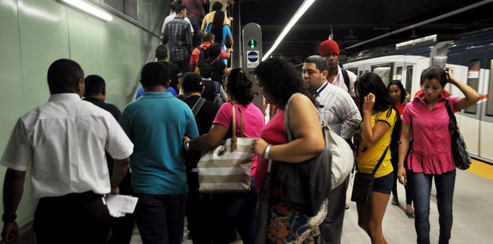 30 mil personas dejaron de usar el Metro de Panamá diariamente