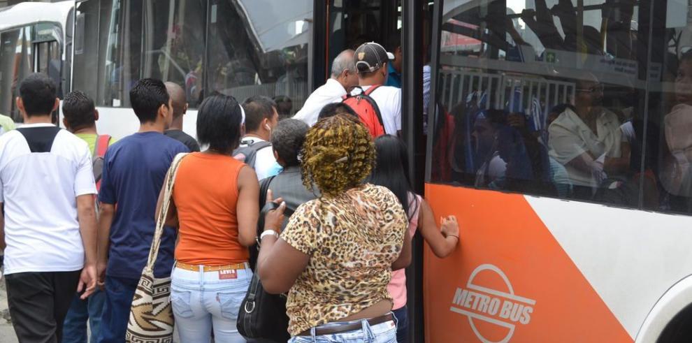 Metrobús iniciará la ruta Chagres-Chilibre-Forestal