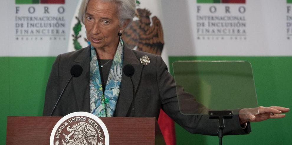 Lagarde alerta sobre los elevados niveles de desigualdad