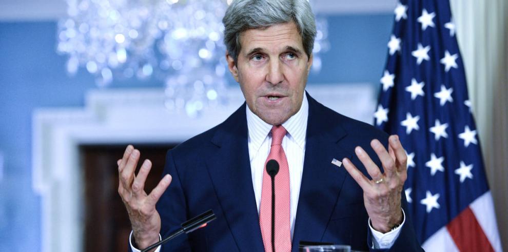 'América podría ser la región más estable y próspera del mundo', John Kerry