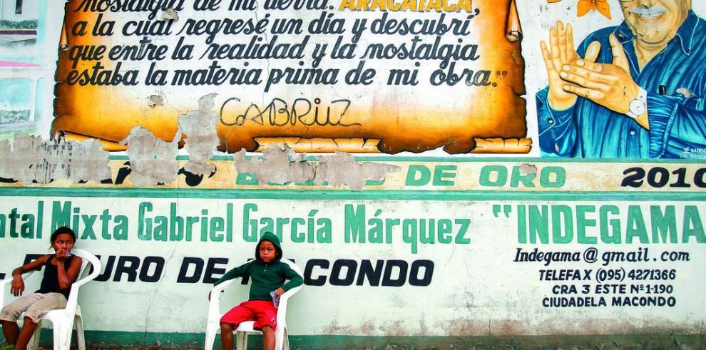 Gabo en la memoria de la juventud panameña