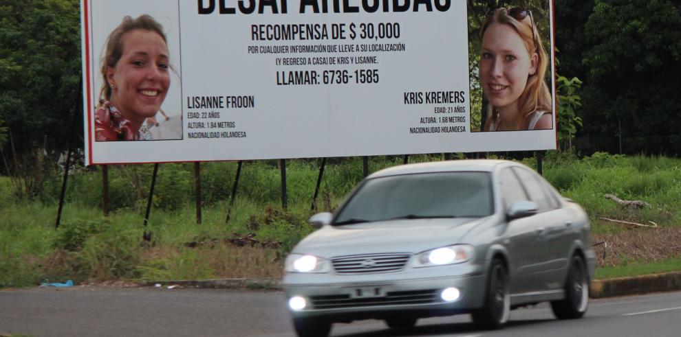 Confirman que los otros restos son de la holandesa Kris Kremers