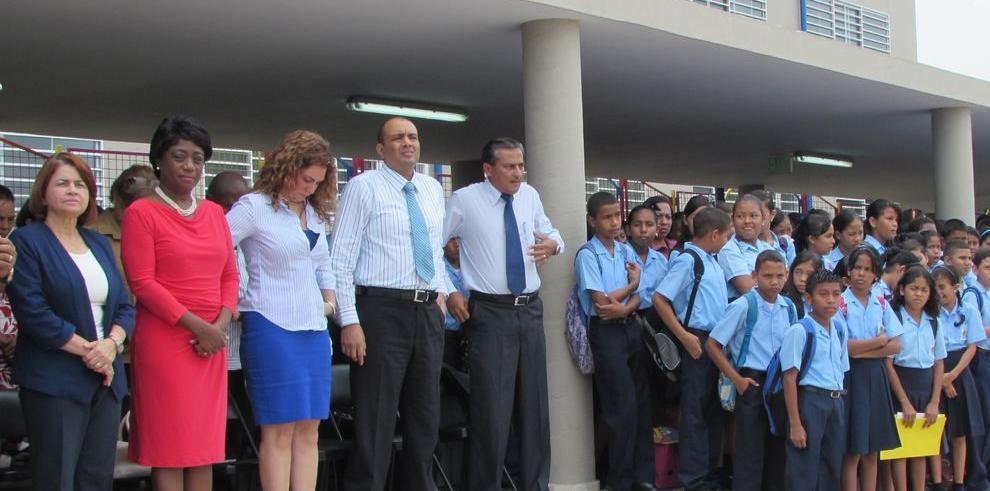 El Instituto Profesional y Técnico de La Chorrera inaugura nueva sede