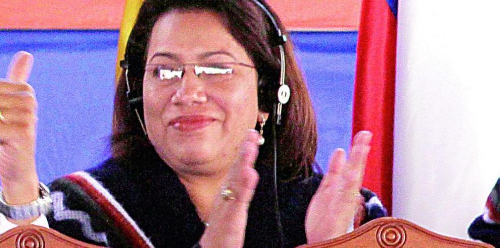 Cancillería protesta decisión de Guyana