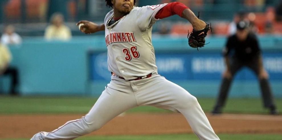 La nueva oportunidad para Edison Volquez en MLB