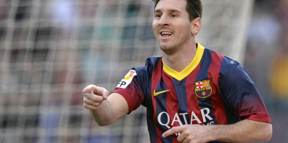 Messi se convierte en máximo goleador absoluto de historia del Barça