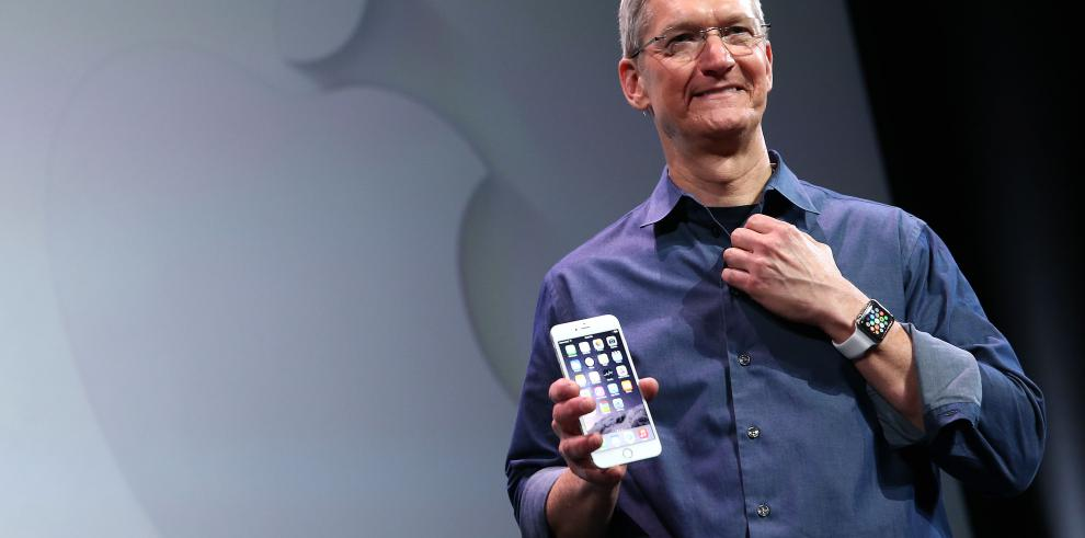 Apple presenta el Iphone 6, el Iphone 6 Plus y el nuevo