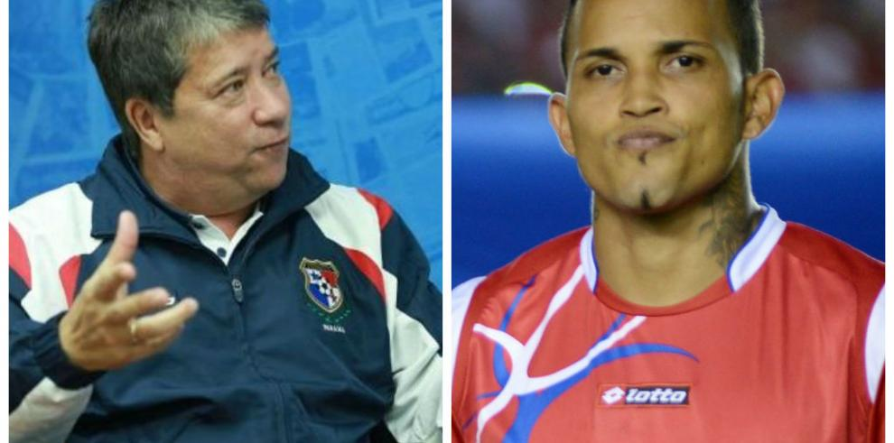 Debate por retiro de Amilcar Henríquez de la Selección Panamá