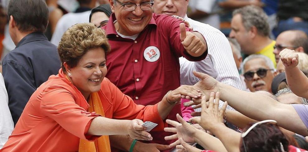 Rousseff promete 'cambiar lo malo'