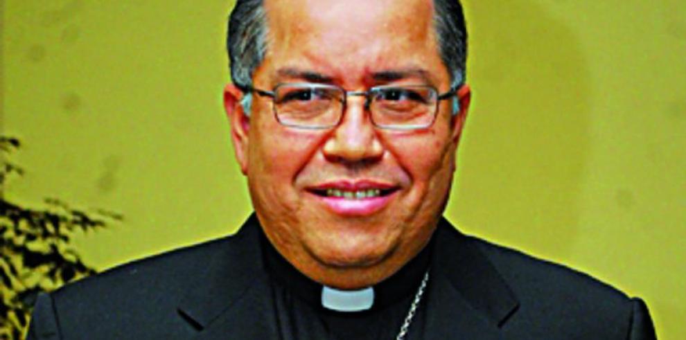'No busquemos el dinero en el pecado', pide el obispo de Veraguas