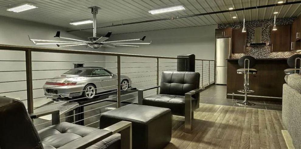 Condominios con autos, la moda varonil en EEUU