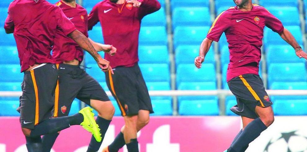 Roma y Juventus en duelo de punteros en Italia