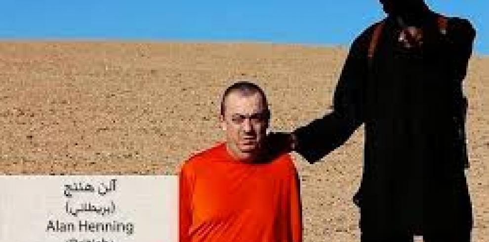 Estado Islámico decapita a rehén británico en nuevo video