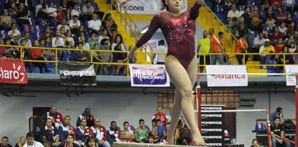 Gimnasia lanza en Nanning hacia Rio 16