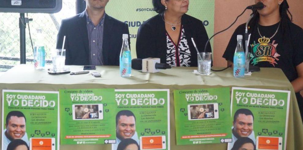 Justicia y Paz lanza la campaña '#Soy CiudadanoYoDecido'