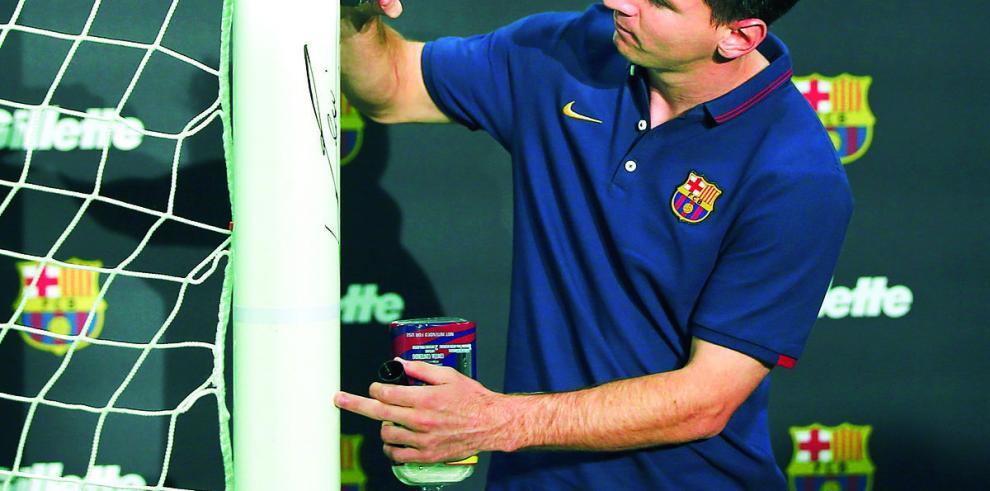 Lionel Messi asegura que ha cambiado su forma de jugar