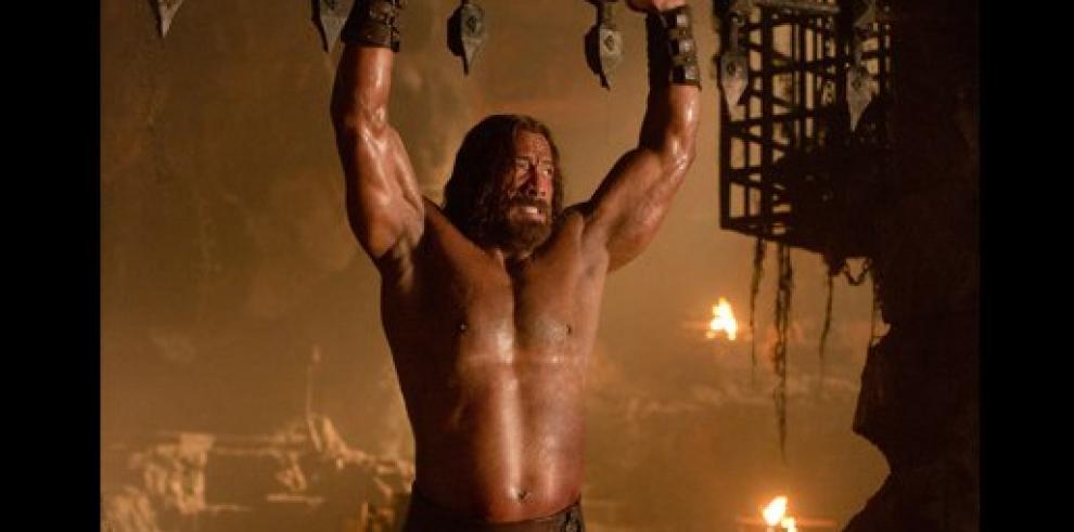 Hércules: hombre y leyenda, de la mano de grandes y nuevas estrellas