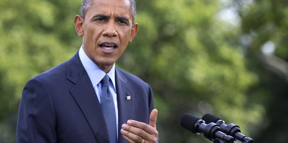 Republicanos buscan demandar a Obama por extralimitación de funciones