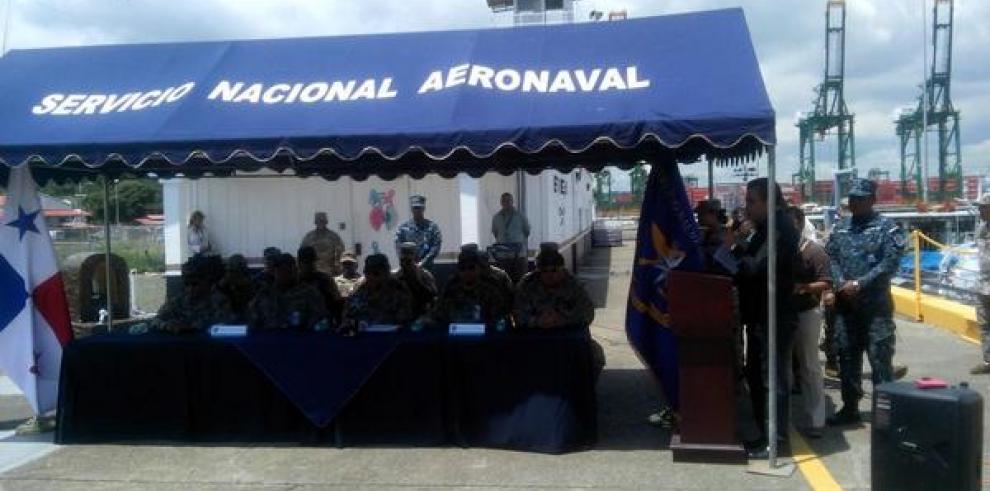 Senan decomisa 20 kilos de cocaína en Isla Naos