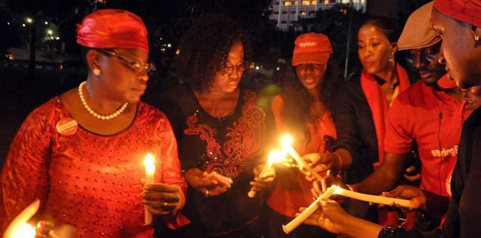 Seis meses sin rastros de las niñas raptadas