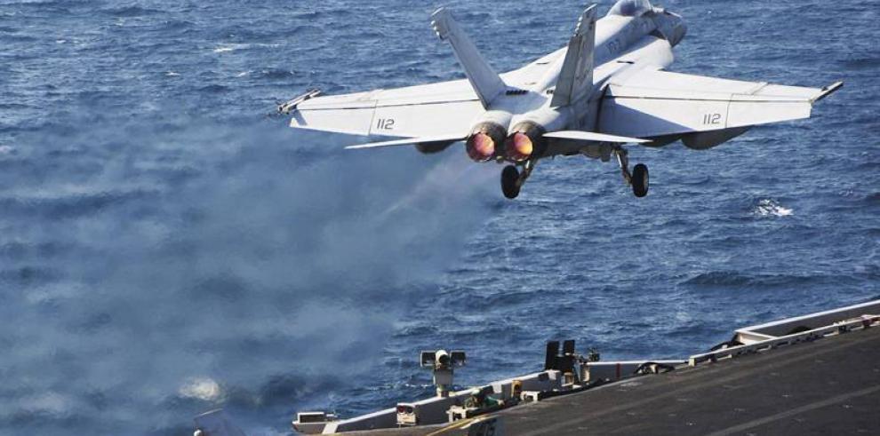 EEUU lanzó 18 ataques aéreos en dos días cerca de Kobane en Siria