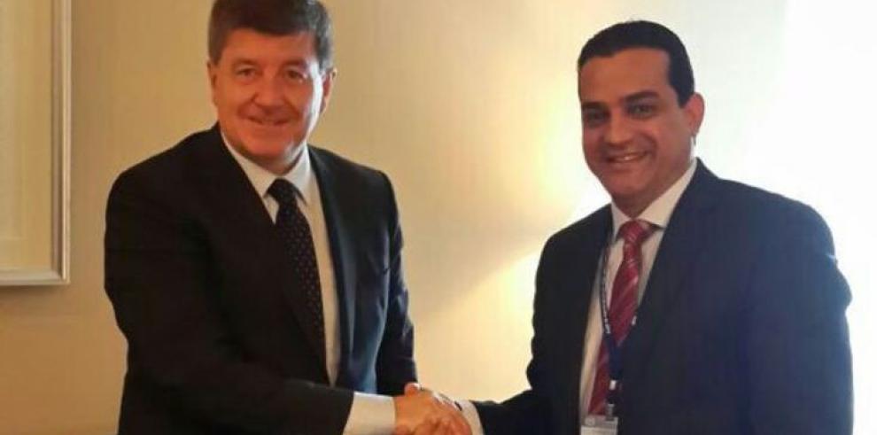 OIT felicita al gobierno panameño