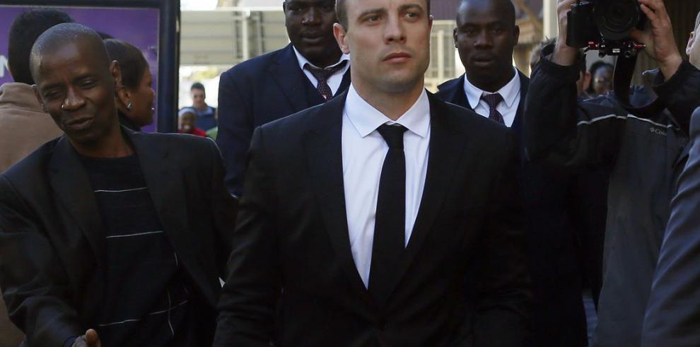 Inminente final de juicio de Pistorius