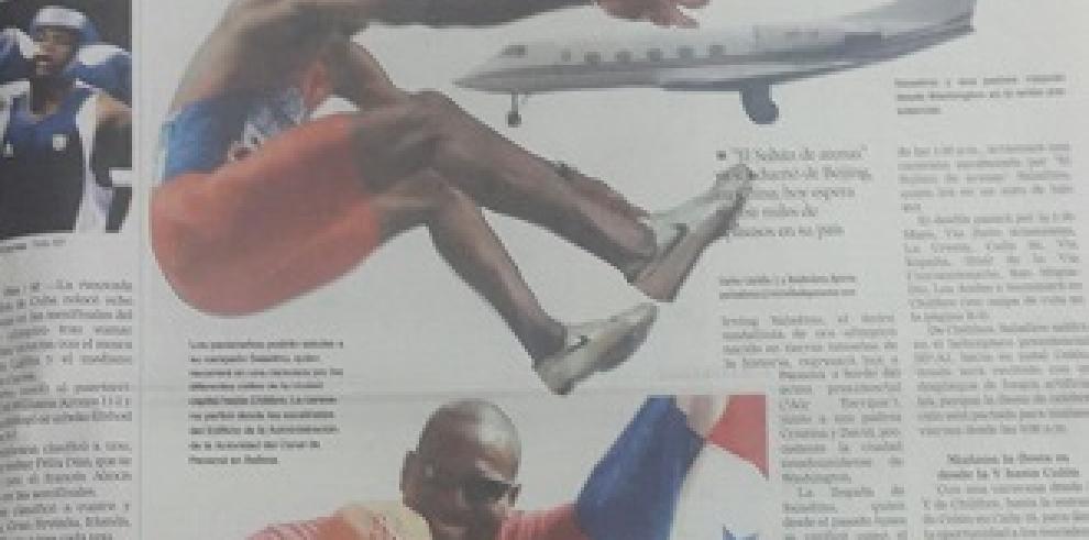 Así el mundo dio a conocer el primer oro Olímpico de Panamá