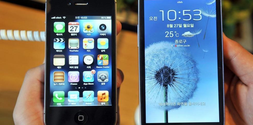 Samsung y Apple se dan un respiro legal