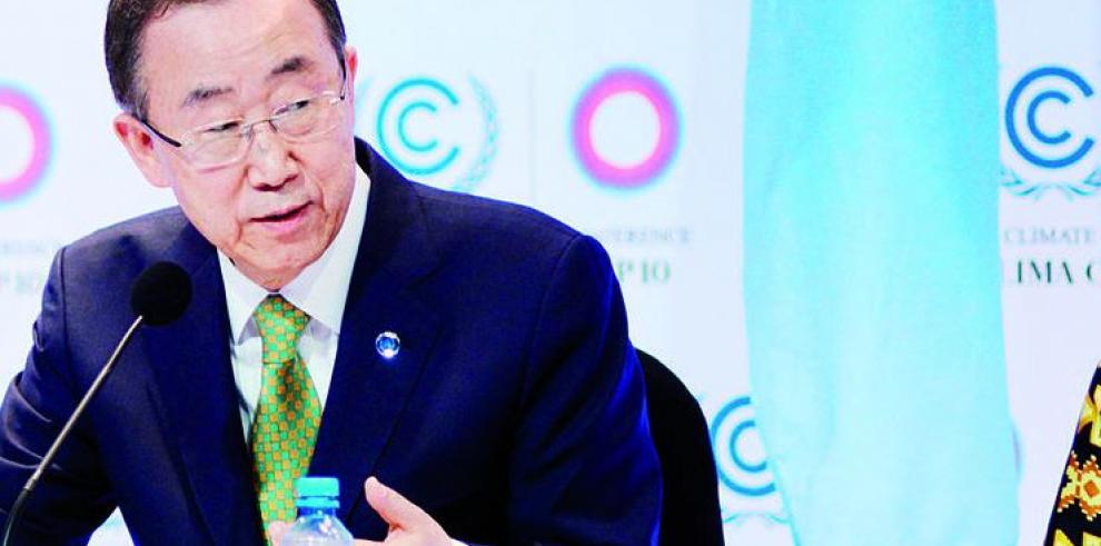 La ONU busca lograr $100 mil millones para el Fondo Verde