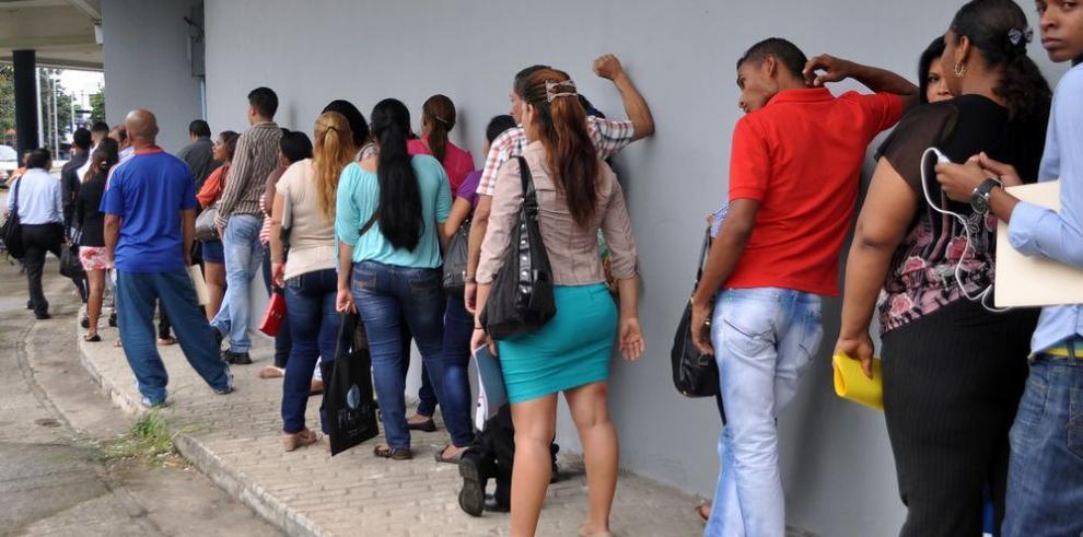 Panamá y Colón, con más empleo