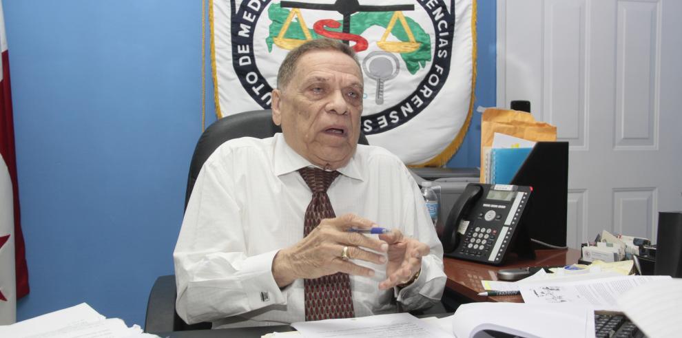 52 millones para Medicina Legal solicitó Humberto Mas
